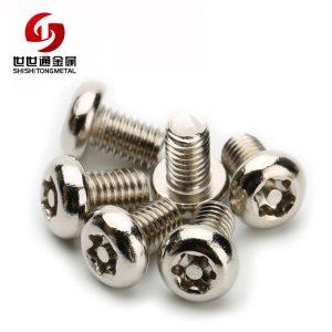 Pan Head Torx Pin Anti theft Screw
