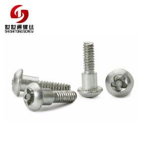 tamper pruf screws, tamper resistant screws, window security screws, theft proof screws,