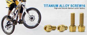 bike screws