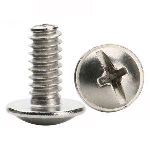 phillips/slot. screw