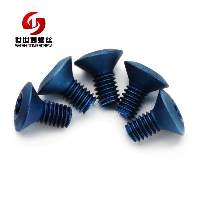 titanium screw supplier