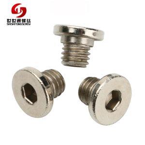 socket shoulder screw