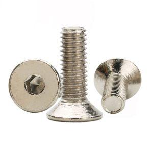 Stainless Steel Flat Head Screw