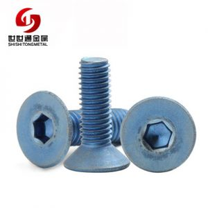 flat head socket screw