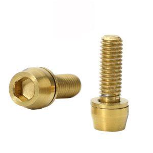 titanium screw factory