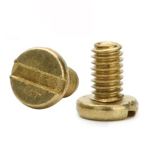 Small Brass Machine Screws, Shenzhen Screw Suppliers