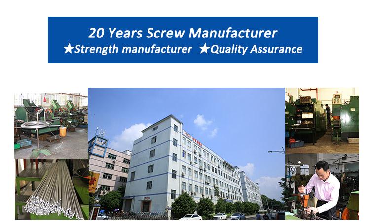 long screw manufacturer