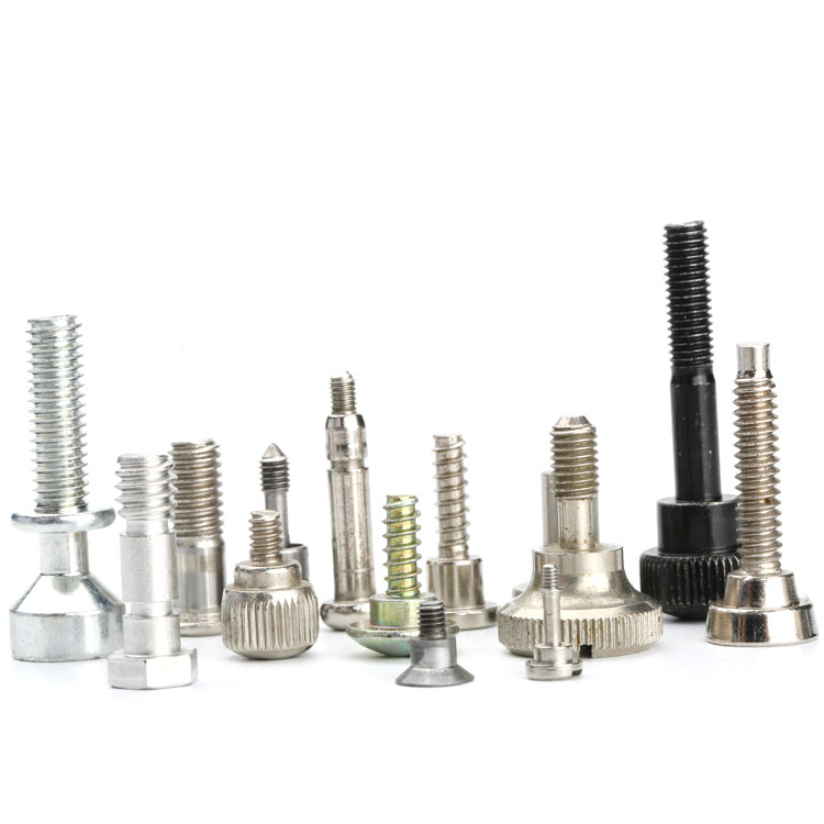 Faucets striped screw