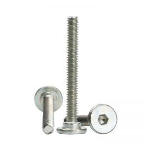 Hex Socket Shoulder Screw Custom Factory