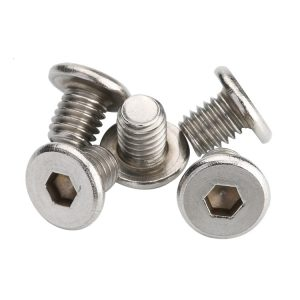 Low Profile Socket Head Screws