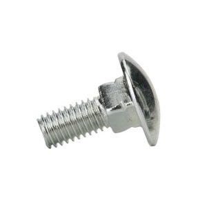 Carriage Screw, Custom Screw Manufacturer