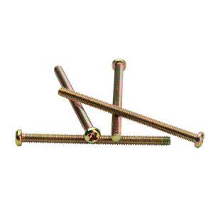 pan head phillips machine screws