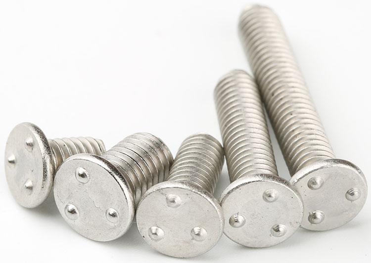 Weld Screw, Stainless Steel Machine Screw