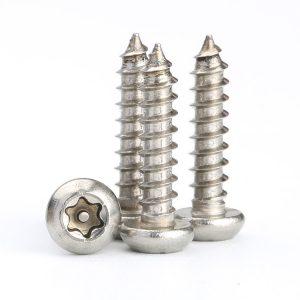 pin torx security screws