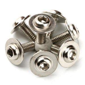 Flanged Button Head Cap Screws