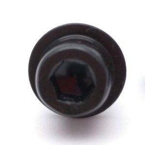 flanged socket head cap screw