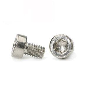 Tiny Torx Screws Cap Head Stainless Steel