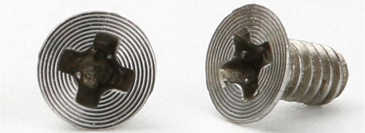 tiny screws