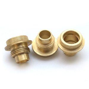 Brass Knurled Thumb Screws