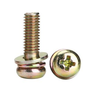 Pan Head Sems Screw Supplier