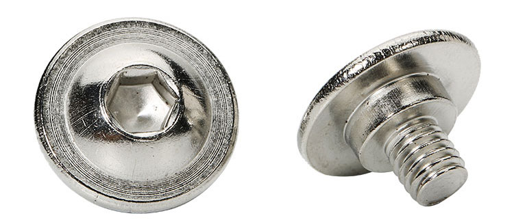 Button Head Shoulder Screw Stainless Steel