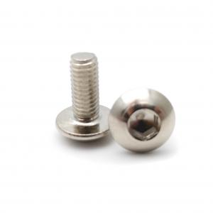 Button Head Socket Cap Screw Stainless