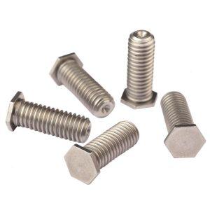 stainless steel hex head screws