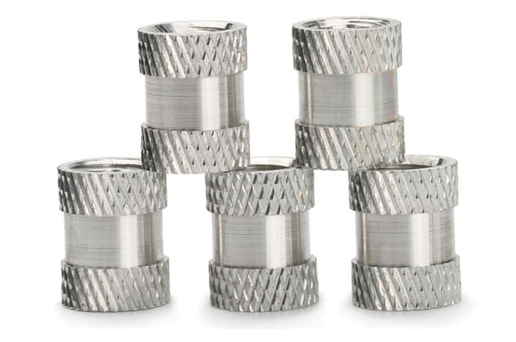 Metric Aluminum Nuts Knurled Thumb Nuts