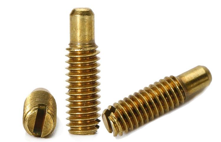 bronze machine screws
