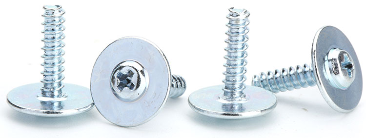 galvanized self tapping screws
