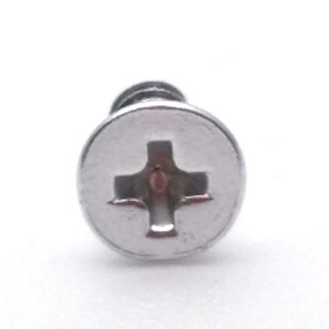 phillips countersunk screw