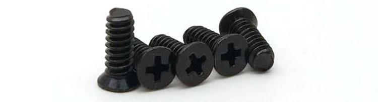 miniature machine screws