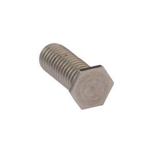 Stainless Steel Hex Head Screws, Plain Cup Screw