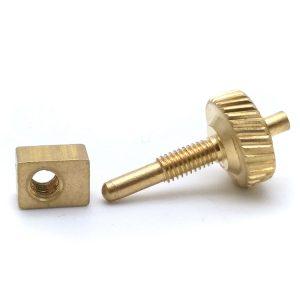 CNC Screw Supplier CNC Machining Parts