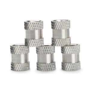 Metric Aluminum Nuts Knurled Thumb Nuts