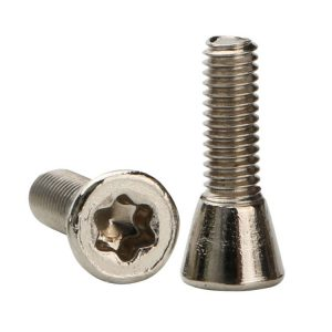 metric torx flat head screws