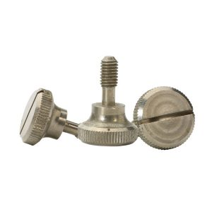knurled head locking screw