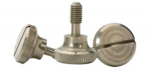 knurled head locking screw