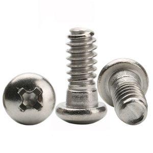 stainless steel metric machine screws