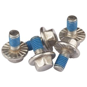 Serrated Flange Screws, Teflon Paste Screws
