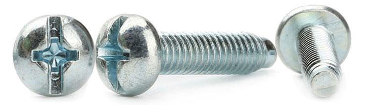 dog point machine screws