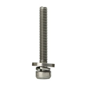 sems screw with flat washer