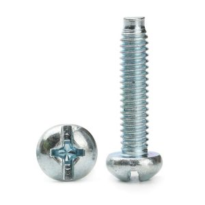 dog point machine screws