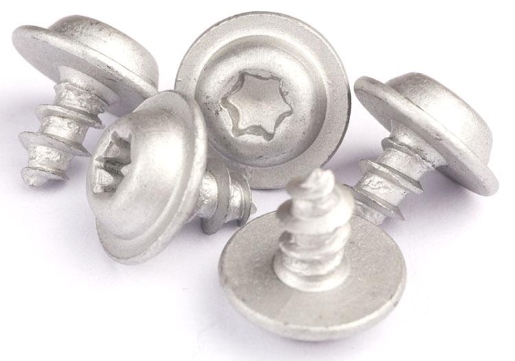 torx washer head screws