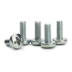 cross recessed head machine screw