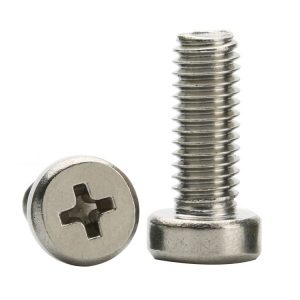 stainless steel phillips head screws