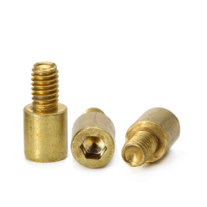 brass allen screws