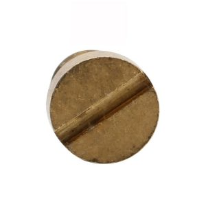 brass slot head screws