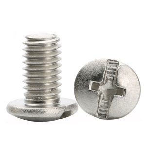 stainless steel truss head screws