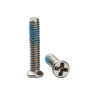 stainless steel cross recess screw